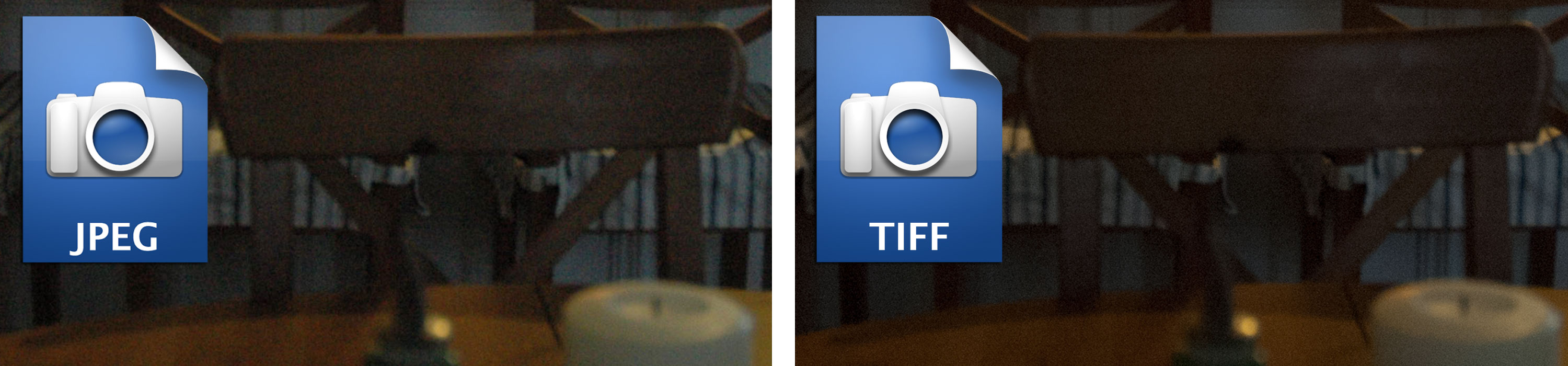 What's better to save scan files, TIFF or JPEG?