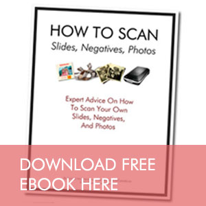 Free slide negative photo scanning ebook