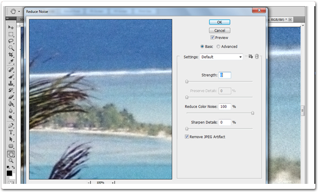 How to fix grainy negative scans using Photoshop, scan software, GIMP