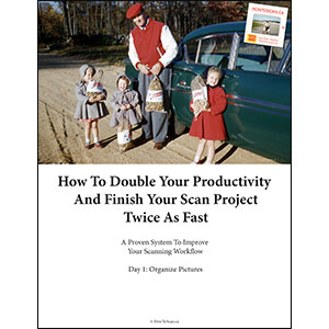 Day 1: How To Double Your Productivity And Finish Your Scan Project Twice As Fast