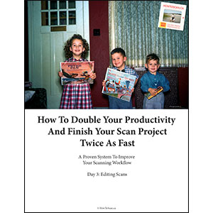 Day 3: How To Double Your Productivity And Finish Your Scan Project Twice As Fast