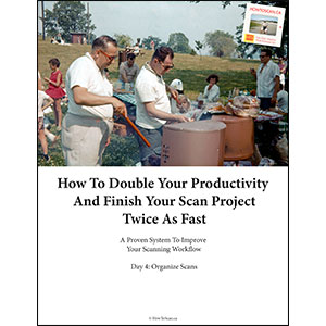 Day 4: How To Double Your Productivity And Finish Your Scan Project Twice As Fast