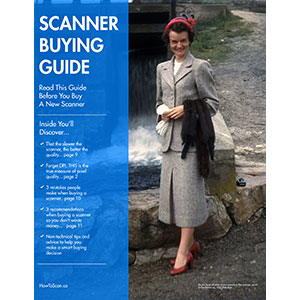 Scanner Buying Guide